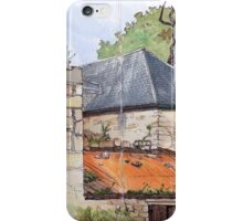 Derelict building, Skye iPhone Case/Skin