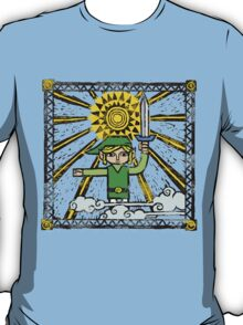 The Legend of Zelda - Link's History by AronGilli T-Shirt