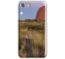 Ghostly Prescence in the Outback iPhone Case/Skin