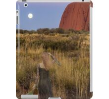 Ghostly Prescence in the Outback iPad Case/Skin