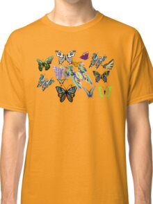 Butterfly Storm Classic T-Shirt