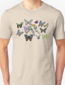 Butterfly Storm Unisex T-Shirt