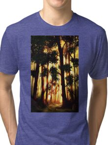 The Forest II Tri-blend T-Shirt