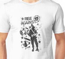 Rise Against Riot Gear Unisex T-Shirt