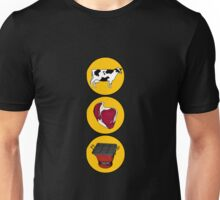 BARBECUE. Unisex T-Shirt