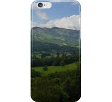 Lingmoor Fell From Loughrigg iPhone Case/Skin