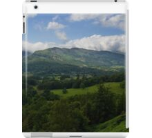 Lingmoor Fell From Loughrigg iPad Case/Skin