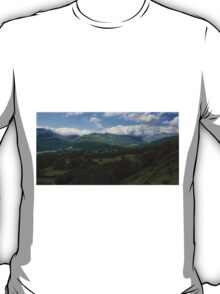 Lingmoor Fell From Loughrigg T-Shirt