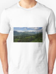 Lingmoor Fell From Loughrigg Unisex T-Shirt