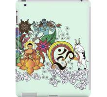 Buddha Doodle II iPad Case/Skin