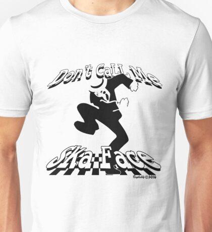 Ska Face Unisex T-Shirt