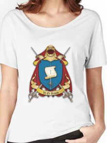 Assume Arms Coat of Arms Women's Relaxed Fit T-Shirt