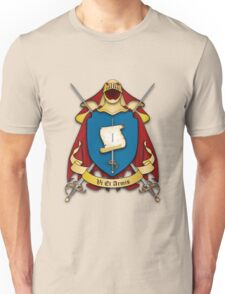 Assume Arms Coat of Arms Unisex T-Shirt