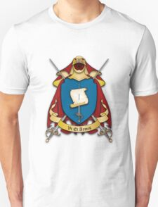 Assume Arms Coat of Arms T-Shirt