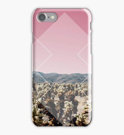 Desert Geo iPhone Case/Skin