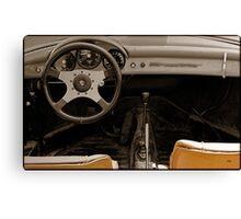 Speeding Since 1959 Canvas Print
