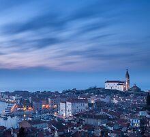 Piran, Slovenia by Curtis Budden