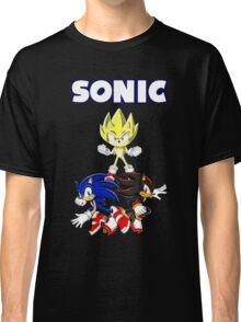 TEAM SONIC TSHIRT Classic T-Shirt