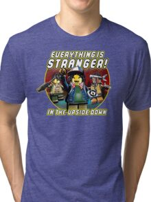 Everything Is Stranger Tri-blend T-Shirt