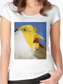 The Beautiful World Of The Flying Wonders ~ Part Three Women's Fitted Scoop T-Shirt