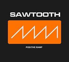Sawtooth (Positive Ramp) by ixrid