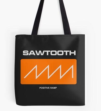 Sawtooth (Positive Ramp) Tote Bag