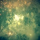 Big Bang - Fireworks from Fiestas del Apostol by Alexandra Vaughan Photography