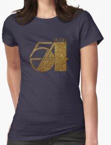 Studio 54 Womens Fitted T-Shirt