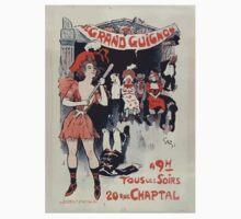 Jules Alexandre Grün Grand Guignol 1890 One Piece - Short Sleeve