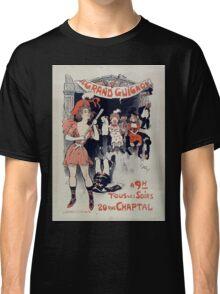 Jules Alexandre Grün Grand Guignol 1890 Classic T-Shirt