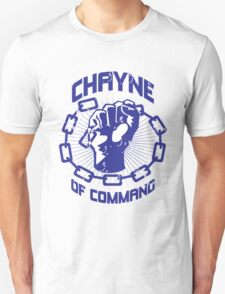 Chayne of Command T-Shirt