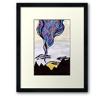 Mist of the Starlight Moon  Framed Print