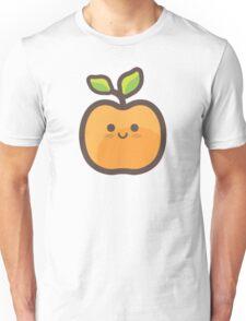 Cute Happy Peach Unisex T-Shirt