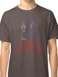 Pulp Fiction - Neon Lights Classic T-Shirt