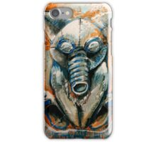 Alley Font iPhone Case/Skin