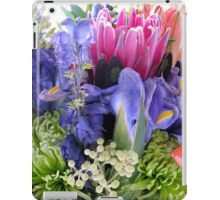 Unique Flower Bouquet iPad Case/Skin