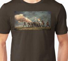 Civil War Reenactment  Unisex T-Shirt