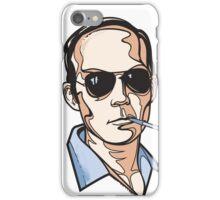 Hunter S. Thompson iPhone Case/Skin