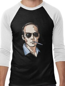 Hunter S. Thompson Men's Baseball ¾ T-Shirt