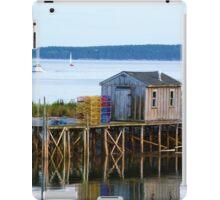 Dock Reflection iPad Case/Skin