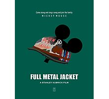 Full Metal Jacket Photographic Print