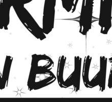 Armin Van Buuren / Trance.  Sticker