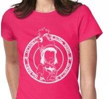 Honnōji Marching Band - White Womens Fitted T-Shirt