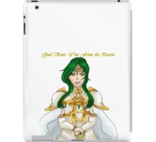 God Save you from the Queen iPad Case/Skin