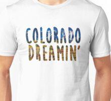 """Colorado Dreamin'"" Graphic Unisex T-Shirt"