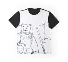 Astro Bear Graphic T-Shirt