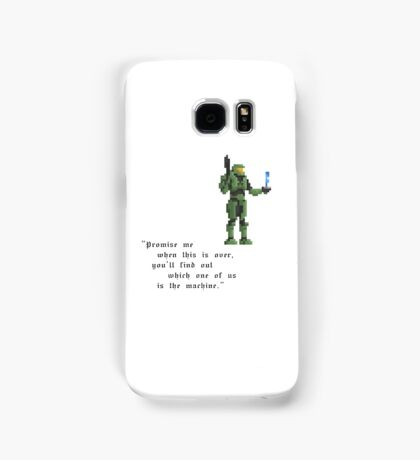 Promise me Samsung Galaxy Case/Skin