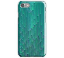 Teal Scales iPhone Case/Skin