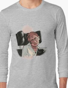 Stephen Hawking Long Sleeve T-Shirt