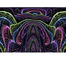 Dancing Colors Photographic Print